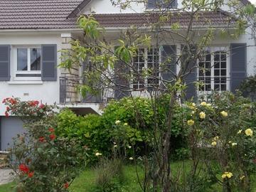 NOS JARDINS A LOUER: Magnifique jardin au calme