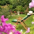 NOS JARDINS A LOUER: jardin au calme