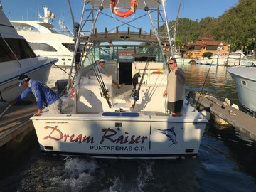 Offering: Dream Raiser Sportfishing