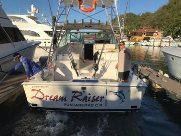 Offering: Dream Raiser Sportfishing