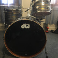 Selling with online payment: DW Maple/Mahogany Drum Set