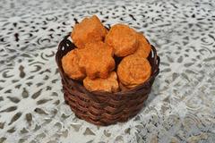 Produkt: Apfel-Karotten Kekse (100g)
