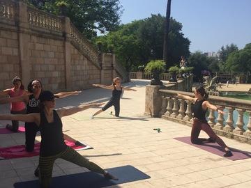 Eventos: Evento: Pilates, Parque de la Ciutadella - 6 julio, 10h