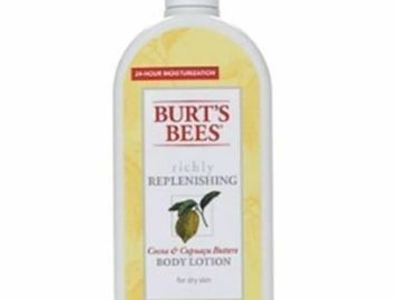 Buy Now: 120 Burt's Bees Body Lotion, 12 Ounces Coconut and capuacu butter