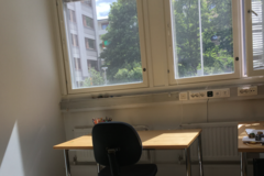 Renting out: sweet little art studio in Pasila (sublet)
