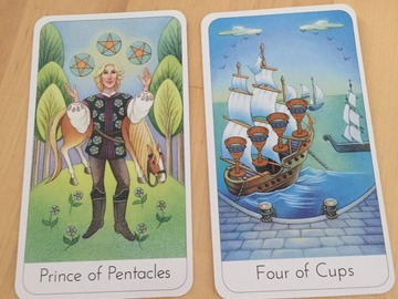 Selling: Wisdom Seeker's 3 card Reading