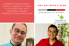 Free Listing: Day out with Sandeep Chakravarty- Consul General of India!
