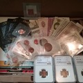 Buy Now: Large Lot of coins banknotes comicbooks COLLECTOR value$$$  value