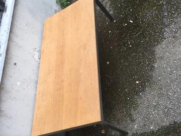 Myydään: sofa table 120x60x40cm