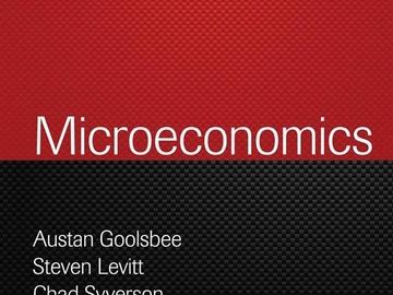 Myydään: Microeconomics