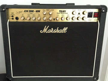 Renting out: Marshall JCM2000 TSL601 60W combo