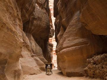 Offering with online payment: Petra 1 day tour from Eilat Adventure