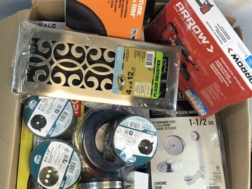 Buy Now: Home Depot costumer returns General Merchandise