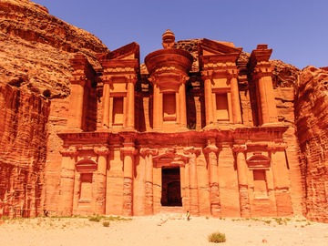 Offering with online payment: Petra 2 day tour from Tel Aviv