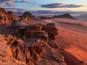 Offering with online payment: Petra and Wadi Rum 2 days from Tel Aviv
