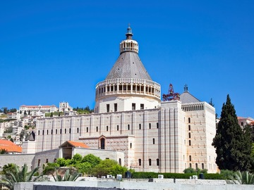 Offering with online payment: Nazareth and Galilee from Tel Aviv
