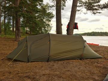 Uthyres (per vecka): Helsport Fjellheimen 3 Camp Pro
