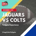 Paid Events: All-Inclusive Jaguars vs Colts Tailgate Experience