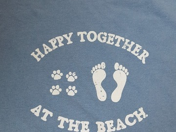 Selling: Happy Together at The Beach - Tshirt