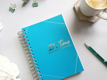 Products: It's Time Marketing Recipe Planner