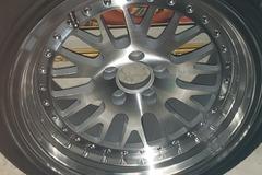 Selling: Brand new dub felgan werks  16x8 et 20 16x9 et 25 clasico