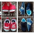 Selling with online payment: Preloved clothes from my son, Infant size 3.5