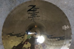 "Selling with online payment or cash/check/money order/cash app/Venmo: Zildjian Z Custom 14"" Mastersound hi hat cymbals $200 obo"