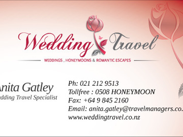 Business Services: ANITA GATLEY TRAVEL/WEDDING TRAVEL