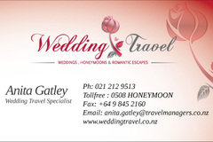 Business Services: ANITA GATLEY TRAVEL/WEDDING TRAVEL