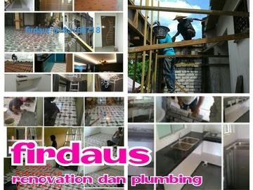 Services: Tukang rumah (Firdaus 0183766718) Area alam budiman