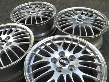 Selling: BBS RG409 Forged 7J R17 et55 5X114,3 Mazda MX5 Z-sport