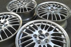 Selling: BBS RG409 Forged 7J R17 et55 5X114,3 Mazda MX5 Z-sport