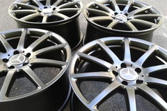 Selling: Mercedes-Benz W222 S 63 AMG 8,5 9,5 R19 5x112 FORGED