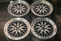 Selling: BBS LM