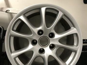 Selling: 996 Turbo OEM GT2/GT3 style wheels