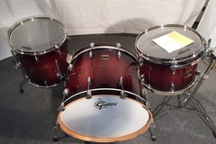Selling with online payment: Gretsch Renown Maple 4 pc, Cherry finish, 1st gen., $2K obo