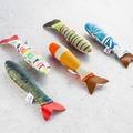Products: Large Organic Catnip Fish