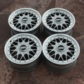Selling: BBS RSII R17 8/9J 5x114,3 (Original, Forged)