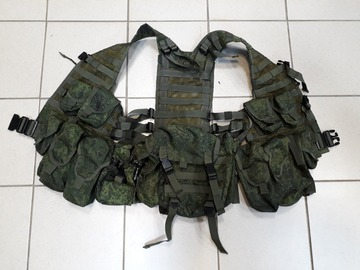 Selling: Russian army vest 6sh117 AK set Ratnik 100% Original