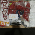 Buy Now: New Lot of 37 Youth Adult Football Jerseys & Apparel Various Size