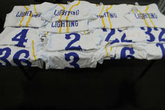 Buy Now: New Lot of 14 Baseball Jerseys Various Sizes YL-XL