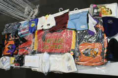 Buy Now: New mixed lot of bags/baseball gloves/fabric.Athletic apparel