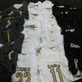 Buy Now: New lot of 23 Football jerseys. Various Sizes YL-2XL