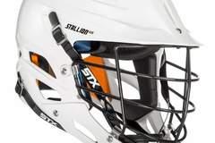 Buy Now: *OVER 78% off MSRP*  (2) STX Stallion 600 Adult Lacrosse Helmet