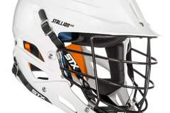 Buy Now: *SAVE OVER 78% MSRP on (5) STX Stallion 600 Adult Lacrosse Helmet