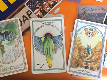 Services Offered: Tarot Card Reading for Peaceful Guidance