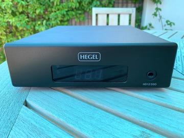 Vente: Vends DAC Hegel HD12 DSD