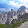 Climbing partner : Dolomites Mid August.