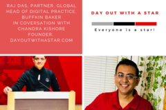 Free Listing: Day out with Raj Das: Recruiting Top Talent for Digital Media!