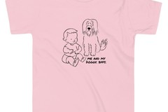 Selling: Toddler Tees  - Me, My Doggy & Me